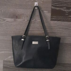 Nine West black hand bag